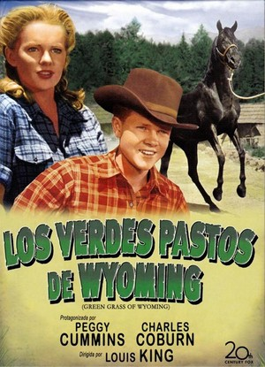 Green rumput of Wyoming (1948) Poster