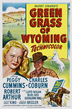 Green herbe of Wyoming (1948) Poster