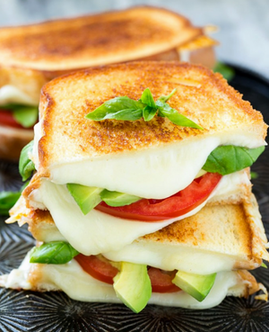 Grilled Cheese سینڈوچ
