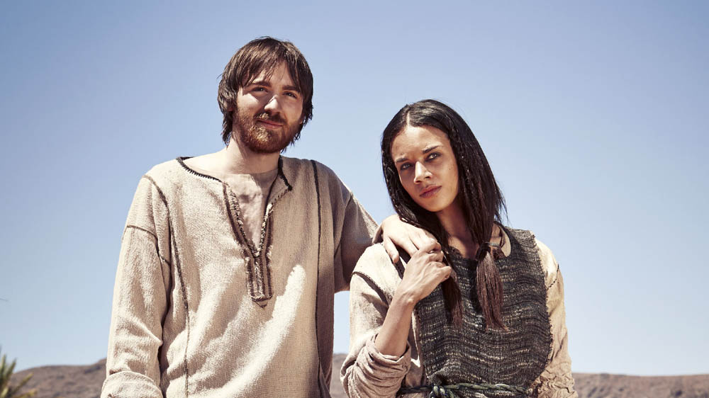 HJK as Nahlab in The Ark