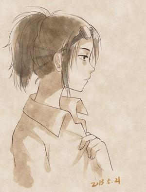 Hanji Zoe // Shingeki no Kyojin