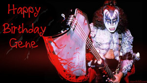 Happy Birthday Gene ~August 25, 1949