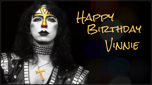 baciare Guitarists wallpaper entitled Happy Birthday Vinnie Vincent ~August 6, 1952