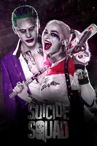 Harley Quinn wallpaper entitled Harley and Joker