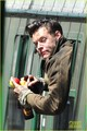 Harry Styles filming for Dunkirk - harry-styles photo