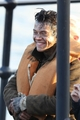 Harry Styles on the set of Dunkirk - harry-styles photo