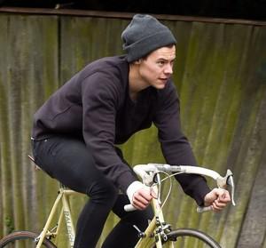 Harry in London