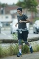 Harry out jogging - harry-styles photo