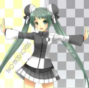 Hatsune Miku - Two Faced Lovers