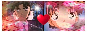 Heiji and Ayumi