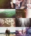 Hermione and Ron - harry-potter fan art