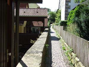 Hexengässle Altstadt Bietigheim