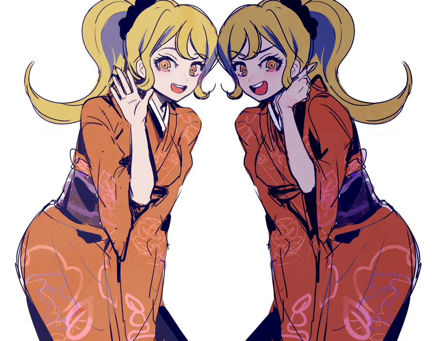 Hiyoko Saionji Grown Up