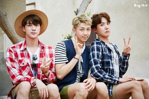 Hobi/Rapmonster/Jin💋 ❤ - Jhope/Jung Hoseok Bangtan boys