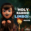 Holy Rabies Limbo! - hotel-transylvania photo