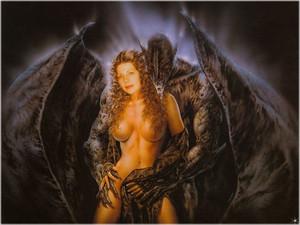 Ilaria 사랑 Lucifer