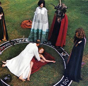 Ilaria satanic sex ritual