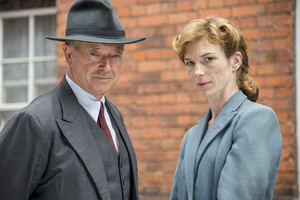 Inspector Foyle and Sam