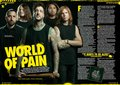 Interview in Metal Hammer Magazine - of-mice-and-men-band photo