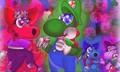 It's-a me, Yoshi! - yoshi fan art