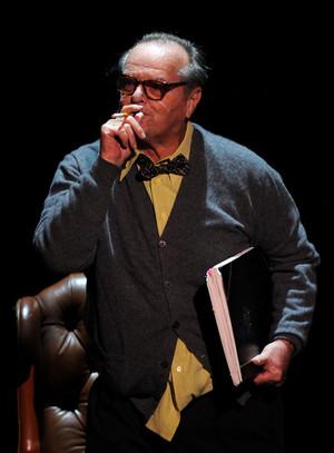 Jack Nicholson (2010)