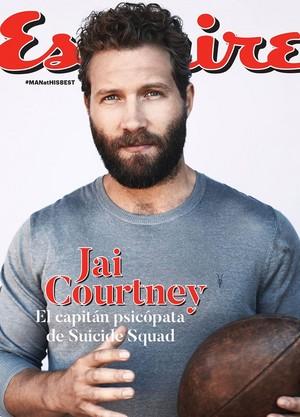 Jai Courtney - Esquire Latinoamerica Cover - August 2016