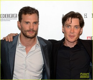 Jamie Dornan Premieres 'Anthropoid' in Dublin