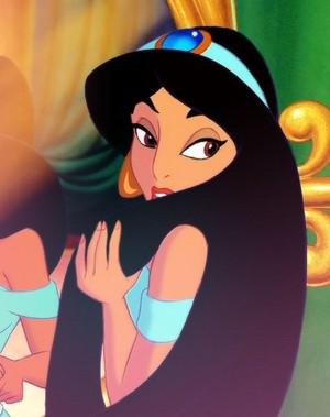 Jasmine's Hair