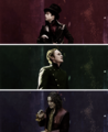 Jefferson, Whale and Rumple - once-upon-a-time fan art