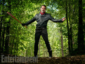 Jeffrey Dean morgan for EW