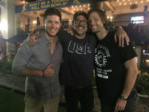 Jensen, Jeffrey and Jared