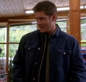 Jensen as Dean