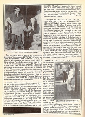 John Astin interview (page 2 of 4)
