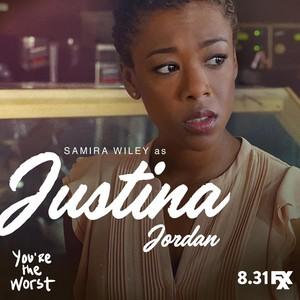Justina Jordan as Samira Wiley