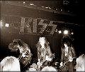 KISS ~Detroit, Michigan…April 7, 1974 - kiss photo