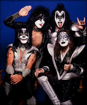 Kiss ~Farewell tour 2000