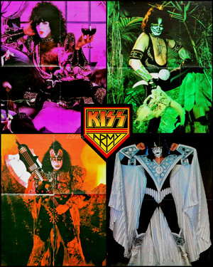 Kiss posters 1979
