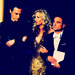 Kaley Cuoco, Jim Parson and Johnny Galecki - kaley-cuoco icon