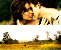 Katniss and Gale - the-hunger-games photo