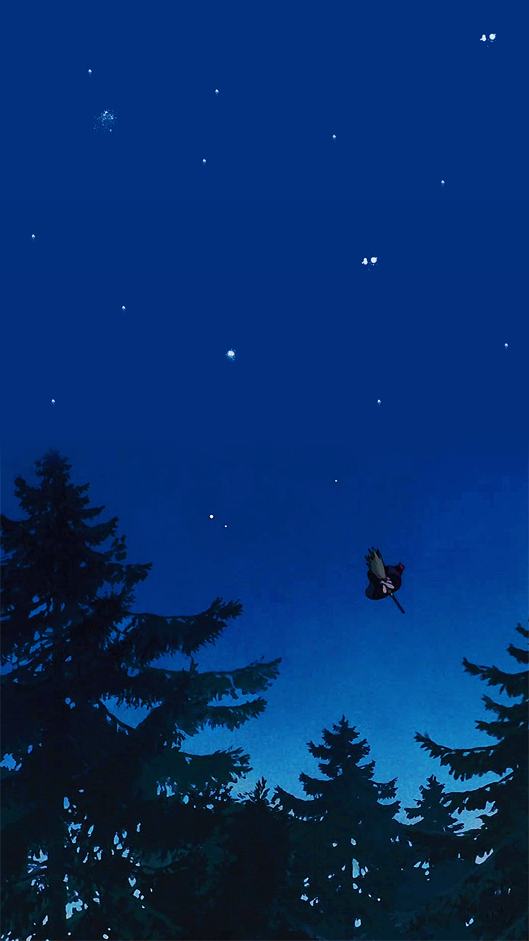 kikis delivery service essay It is tradition for all young witches to leave their families on the night of a full moon to learn their craft that night comes for kiki, who follows her dr.