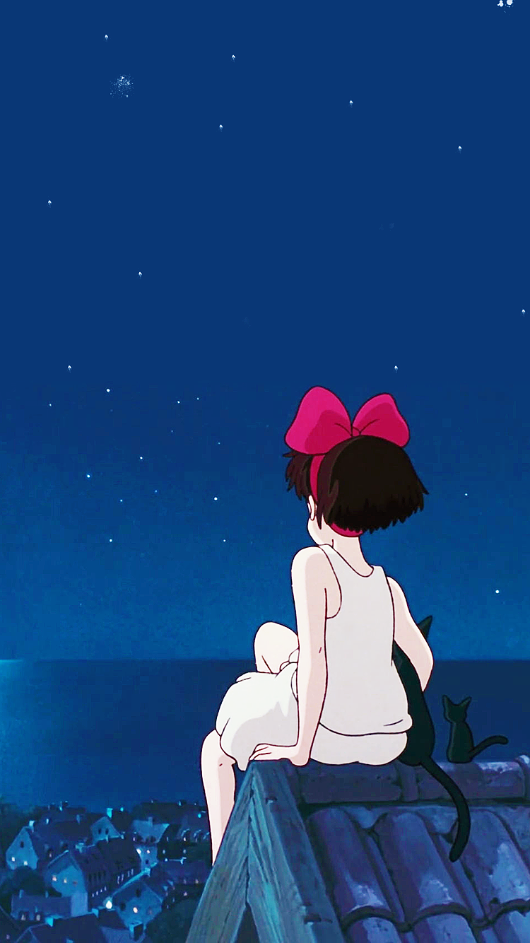 Kikis Delivery Service Images Phone Background HD Wallpaper And Photos