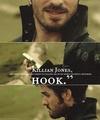 """Killian/""""Hook"""" Jones - once-upon-a-time fan art"""