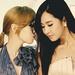 Kim Taeyeon and Yuri - taeyeon-snsd icon