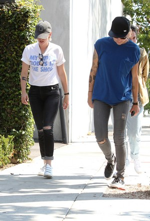 Kristen Out In West Hollywood