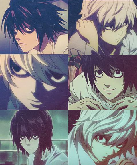 Death Note: Another Note images L N wallpaper and ...