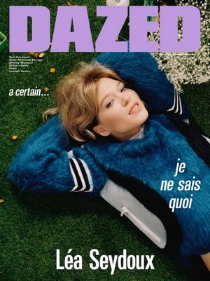 Lea Seydoux - Dazed Cover - Fall 2016