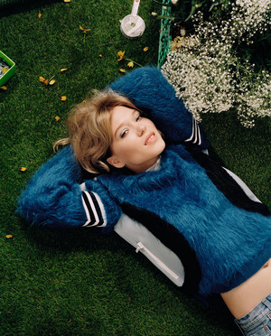Lea Seydoux - Dazed Photoshoot - Fall 2016
