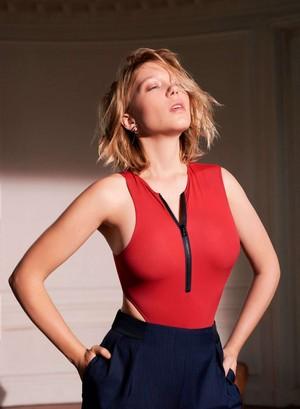 Lea Seydoux - Esquire Photoshoot - September 2016