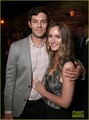 Leighton Meester Supports Hubby Adam Brody At 'StartUp' Premiere - leighton-meester photo