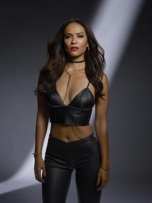 Lesley-Ann Brandt as Mazikeen in Lucifer - Season 2 Portrait